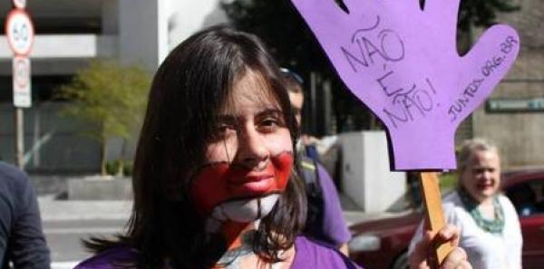 Ministério Público: Solidariedade à Sâmia Bomfim! Frota na Cadeia!