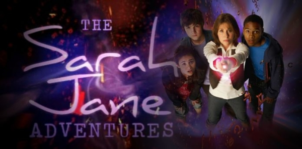 Pour la diffusion de ''The Sarah Jane Adventures'' en France