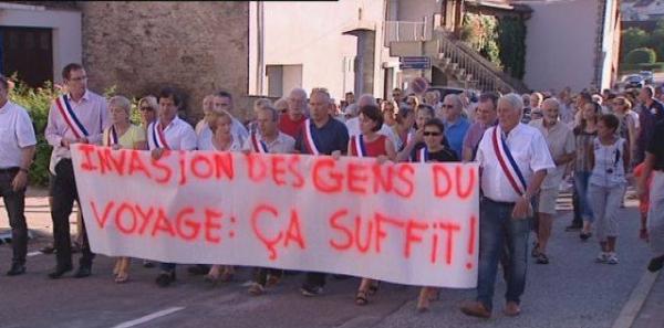 Mrs les Maires de Besançon et de Thise : Excuses publiques des participants à la marche du 08 Aout à Thise
