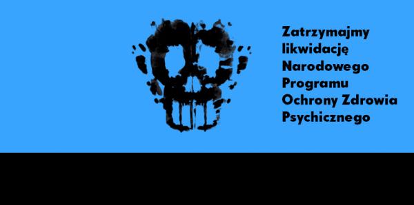 do Pani Małgorzaty Kidawy-Błońskiej, Marszałek Sejmu RP: Zatrzymajmy likwidacje Narodowego Programu Zdrowia Psychicznego