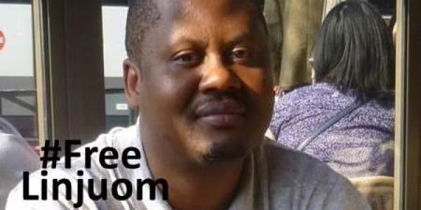 Claude libéré aujourd'hui ! Today's Release of Claude Linjuom Mbowou!