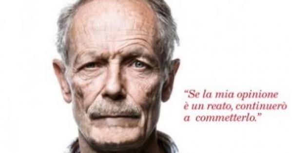 Unione Mediterranea all'Accademia di Svezia: Erri De Luca, premio Nobel per la Letteratura