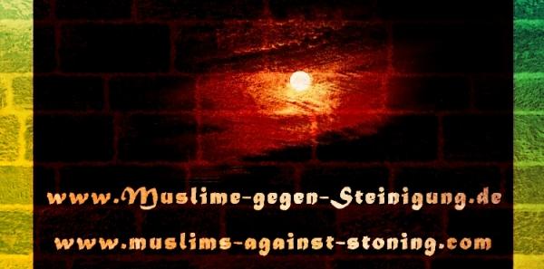 Muslime gegen Steinigung