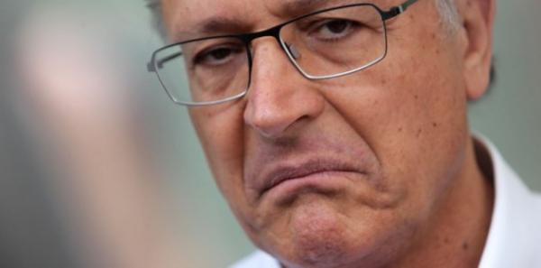 Pela IMEDIATA retirada da indicação de Geraldo Alckmin ao Prêmio de Gestão de Recursos Hídricos