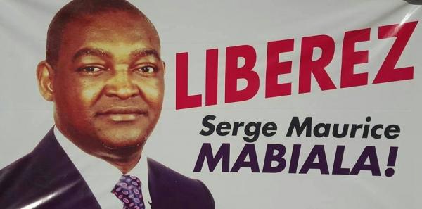 Signez la pétition pour exiger la libération de Serge Maurice MABIALA