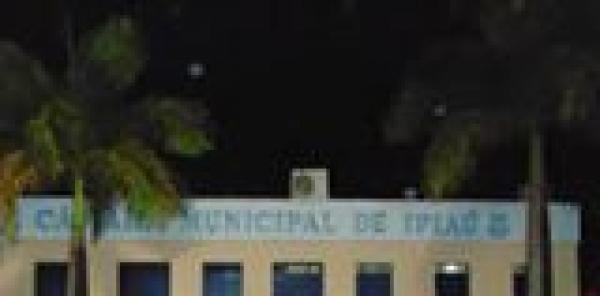 Câmara de vereadores de Ipiaú: Reduzir o salário dos vereadores para o salário dos professores de Ipiaú