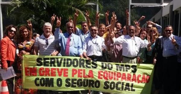 A Secretaria Especial de Previdência Social e a Presidência do INSS: EQUIPARAÇÃO SALARIAL ENTRE SERVIDORES DA PREVIDÊNCIA SOCIAL/INSS