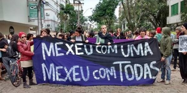 Governador Sartori: Punição dos policiais que agrediram as mulheres na Feira do Livro Feminista