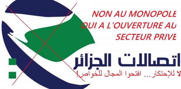 ARPT et Ministere Algerien des PTT: L'ouverture du marché d'Internet à la concurrence.