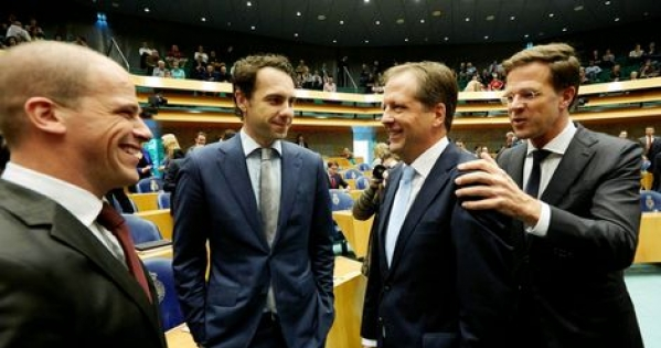 Partij VNL: Dringend onderzoek functioneren kabinet Rutte 2