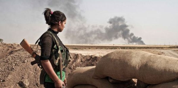 Help the Kurds cut off ISIL's route to Europe