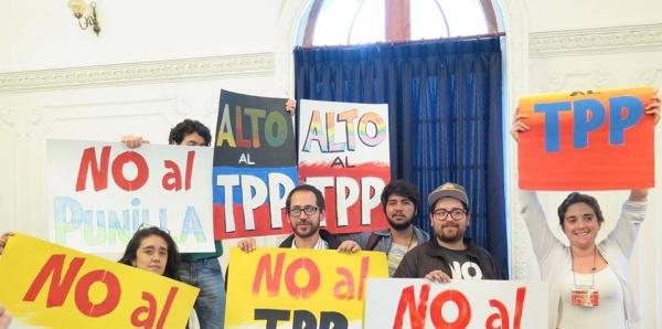 Relatores NU Baskut Tunkat, Victoria Tauli-Corpuz, H.Elver, Alfred de Zayas: Que Naciones Unidas solicite a la Presidenta Bachelet no ratificar el TPP.