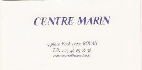 Le Maire de Royan et ses conseillers, l'Agence Régionale de Santé: Le maintien du Centre Marin de Royan