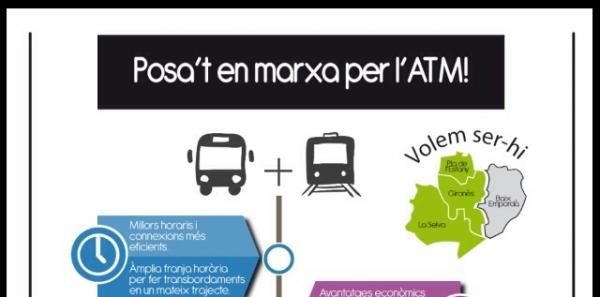 Joan Català Pagès president del Consell Comarcal del Baix Empordà: més i millor transport públic al Baix Empordà