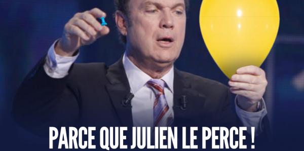 """France 3: Pour que Julien Lepers reste à la tête de """"Questions Pour Un Champion"""""""