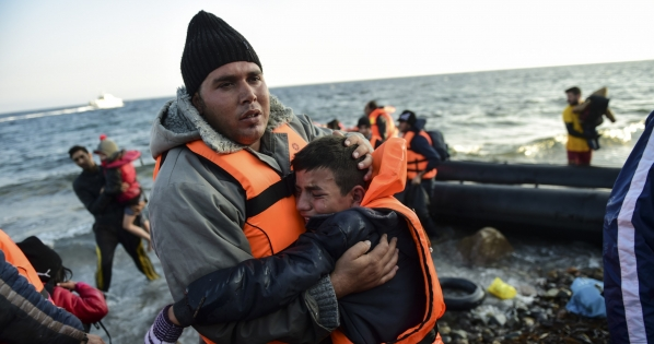 To the European Parliament: STOP THE FLIMSY BOATS OF DEATH FROM LEAVING TURKEY