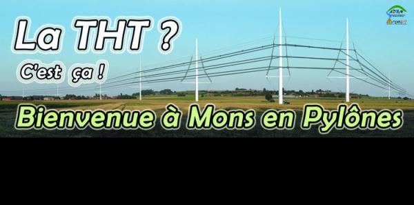 Madame la Ministre Ségolène ROYAL : Remise en cause du projet de ligne à Très Haute Tension AVELIN GAVRELLE