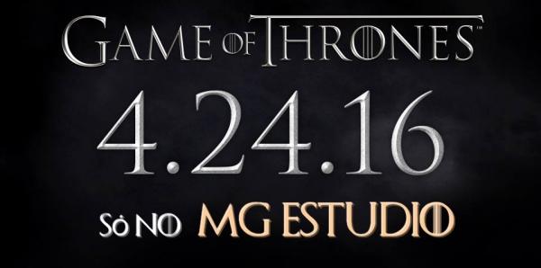 HBO - Brasil: Game of Thrones volte para o MG Estúdio, com os antigos dubladores.