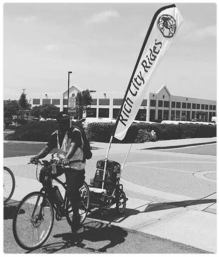 Alameda County Sheriff's Office: Drop Charges Against Najari Smith #BikingWhileBlack