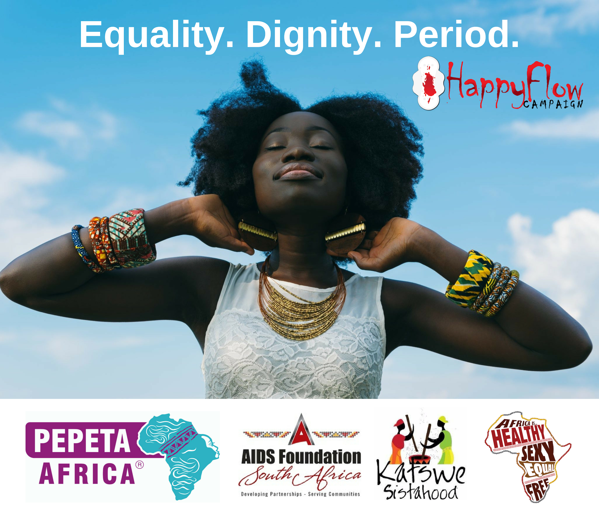 African Union Commission, East African Legislative Assembly, SADC Parliamentary Forum: WE DEMAND FREE SANITARY WEAR - ACT NOW!