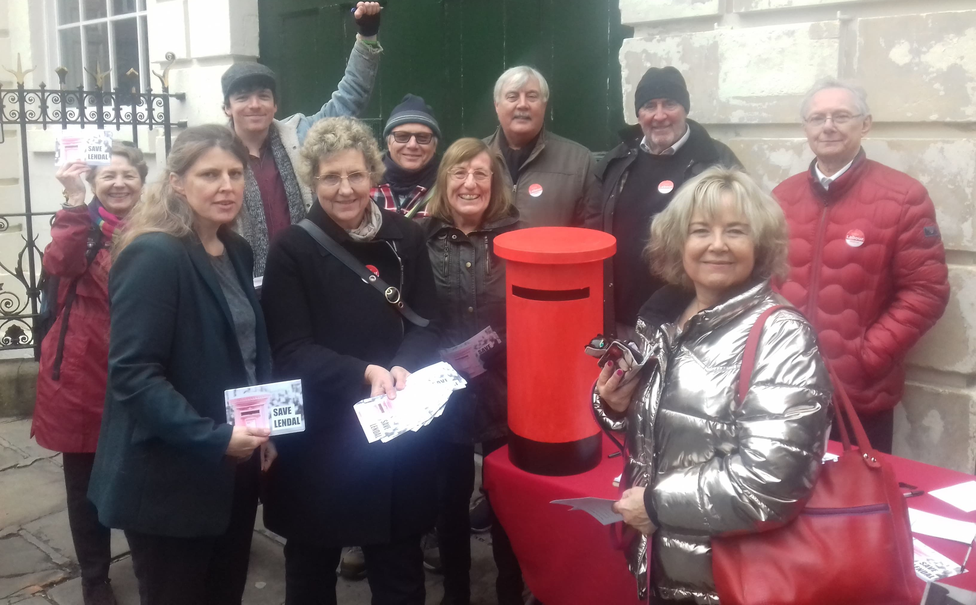 House of Commons: Save Lendal Post Office