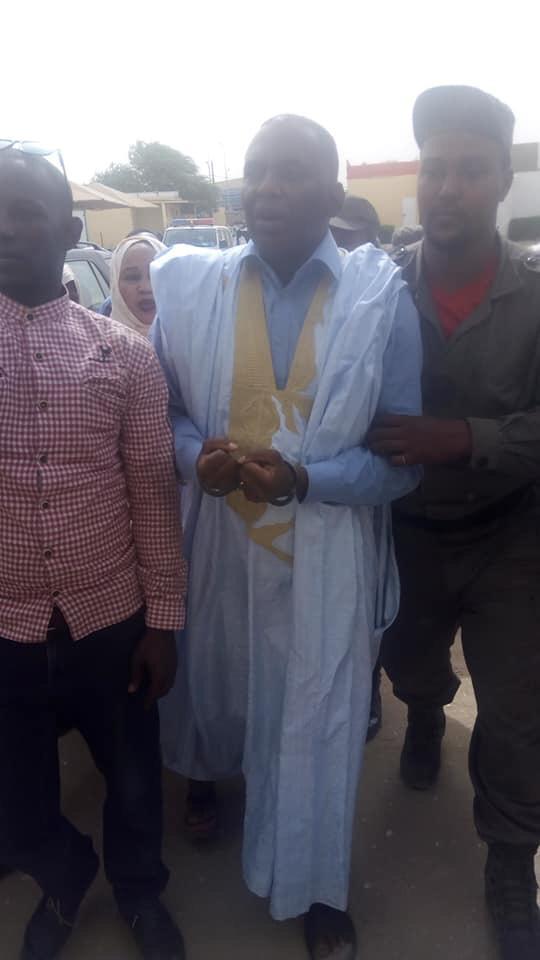 Gouvernement Mauritanien: Liberté pour Biram Dah Abeid