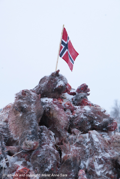 To E.Solberg & T.Trøen: STOP RUINING SÁMI LIVES & CULTURE BY REINDEER SLAUGHTER: