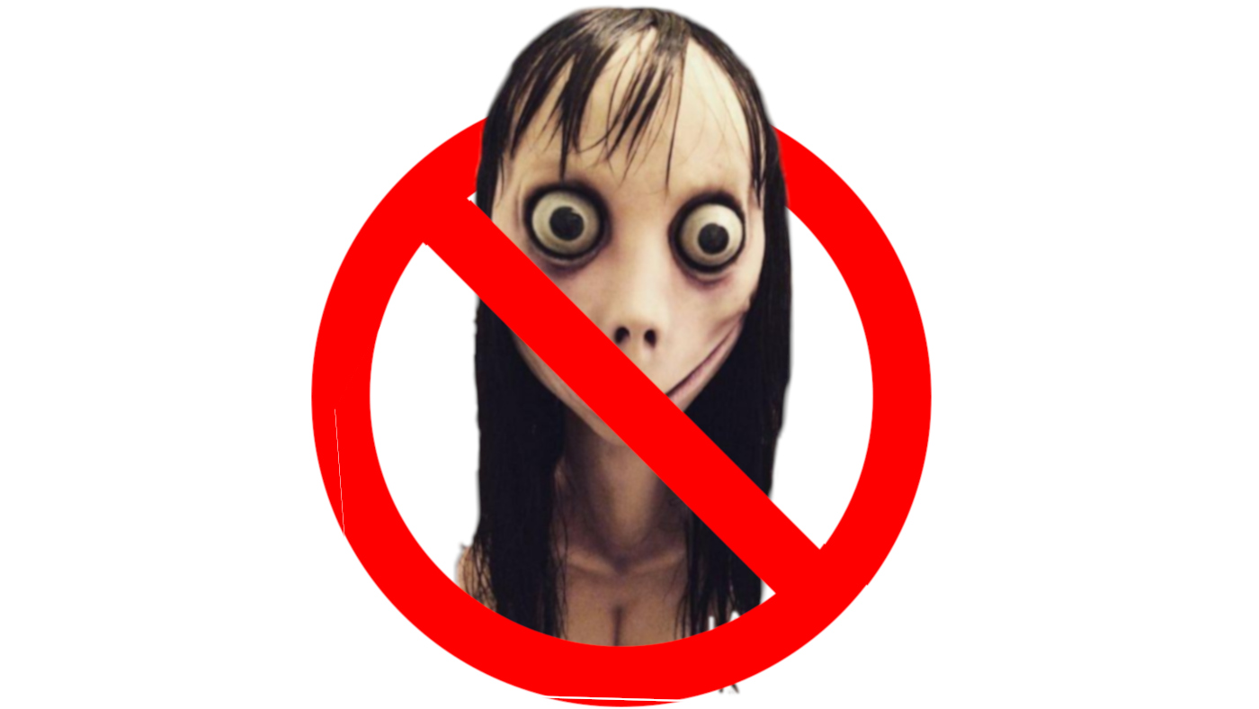Let's kick out Momo from Social Media: It is not funny joke but harmful cyberbullying that threatens kids over the world!