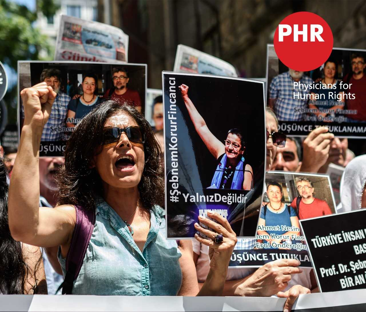 President Erdoğan: Stop Targeting Physician Human Rights Defenders