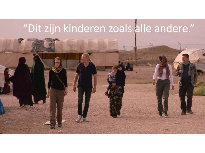 Les enfants belges en Syrie/Irak:  : Ramenez les