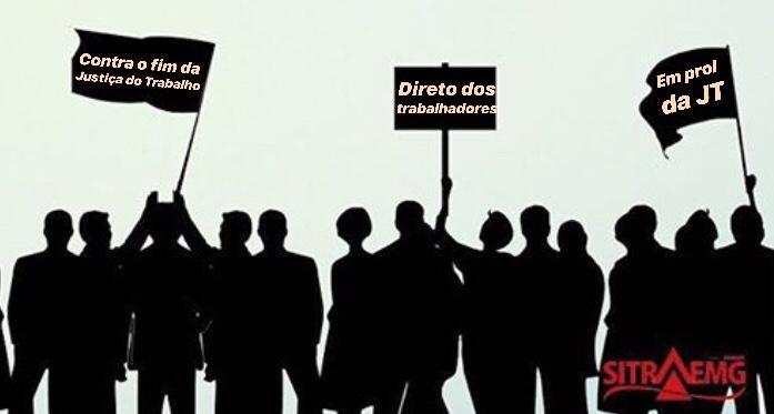 Participe do abaixo-assinado contra o fim da Justiça do Trabalho: