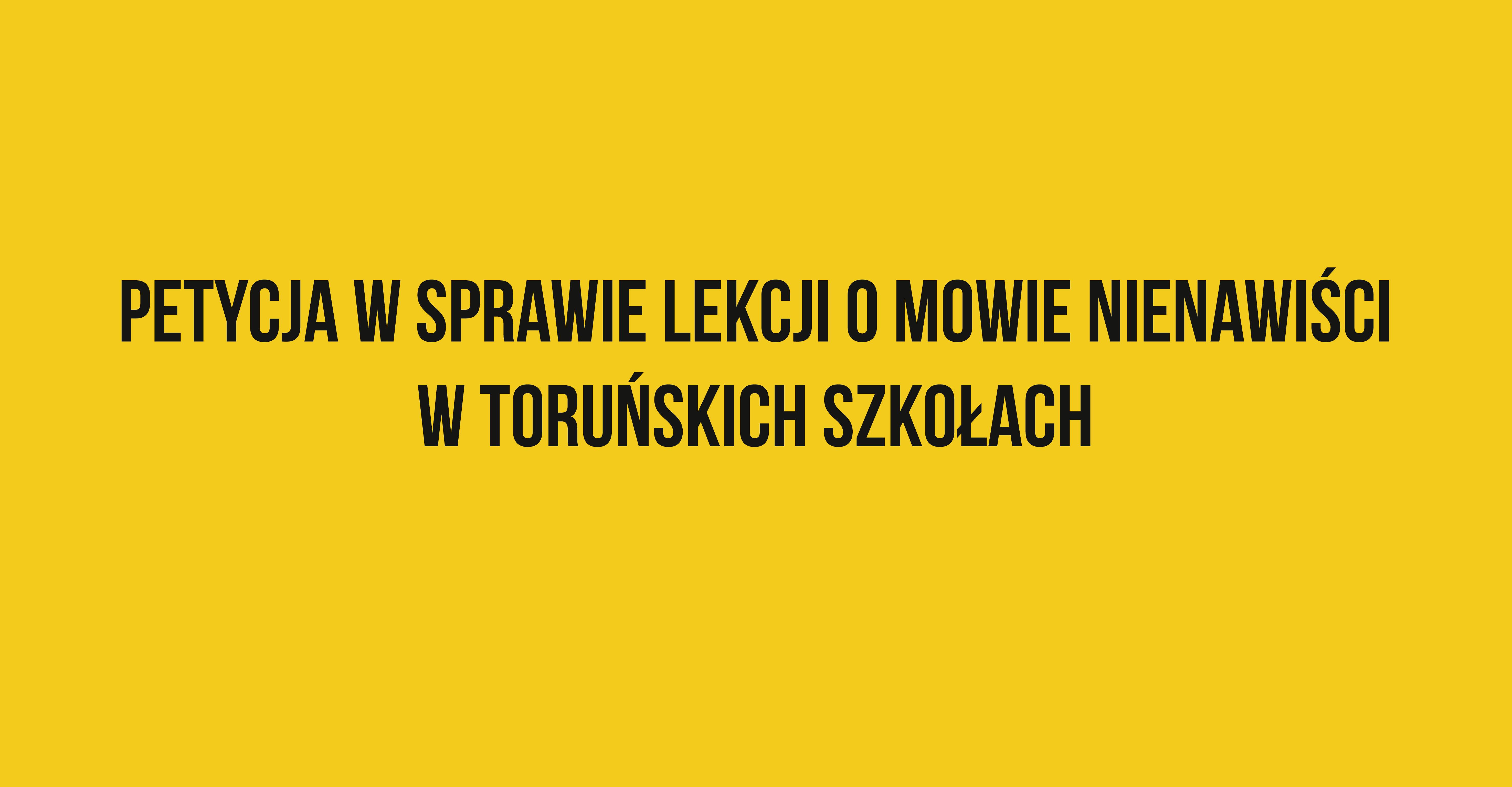 Prezydent Torunia Michał Zaleski: