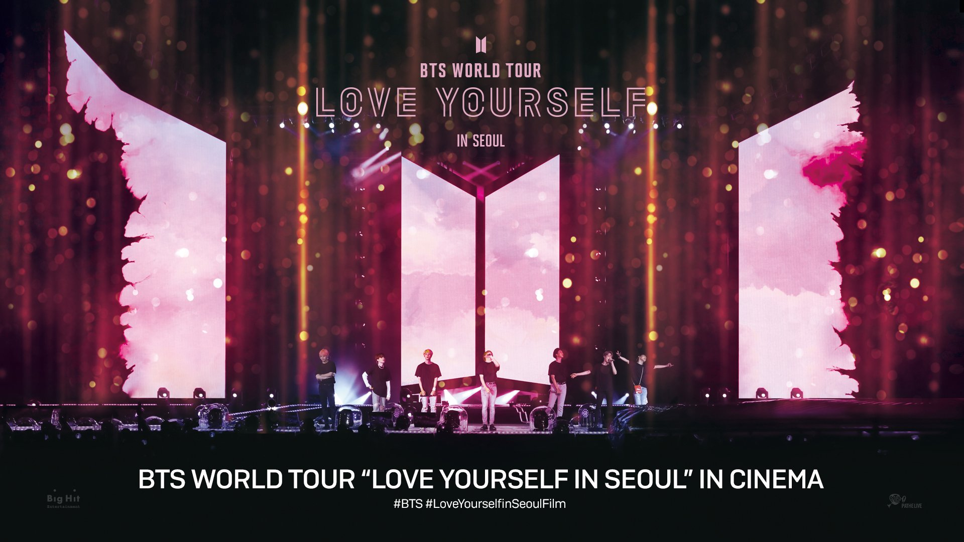 Pvr Dona Planet Guwahati Bts World Tour Love Yourself In Seoul