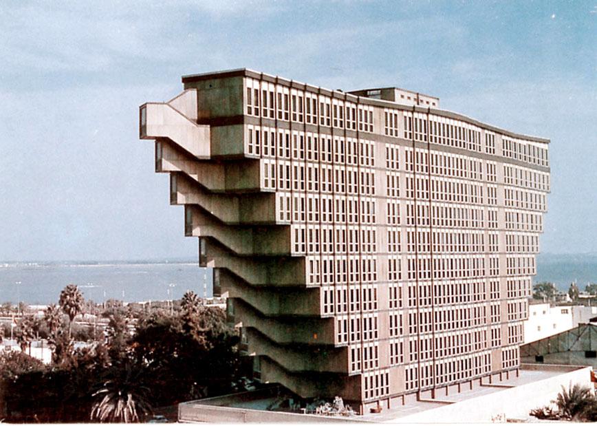 NON à la démolition de l'Hôtel du Lac Tunis !