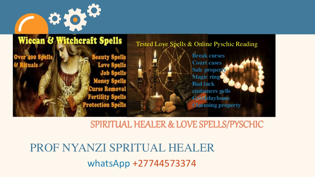 VOODOO/BLACK MAGIC/LOST LOVE SPELL CASTER +CAPE TOWN 0744573374