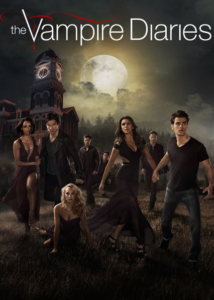 Petition for The Vampire Diaries to stay on Netflix.