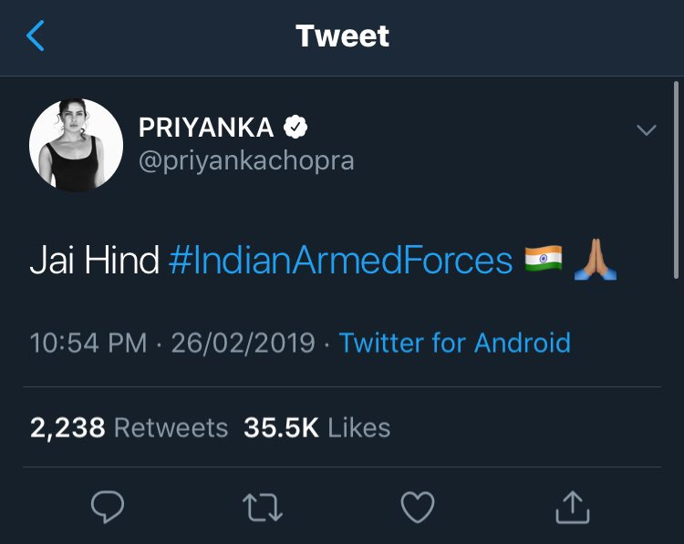 Remove Priyanka Chopra from Goodwill Anbassadors