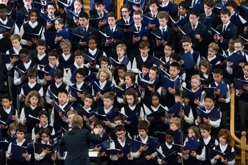 Soutenons les Petits Chanteurs du Mont-Royal #TousenchoeurPCMR
