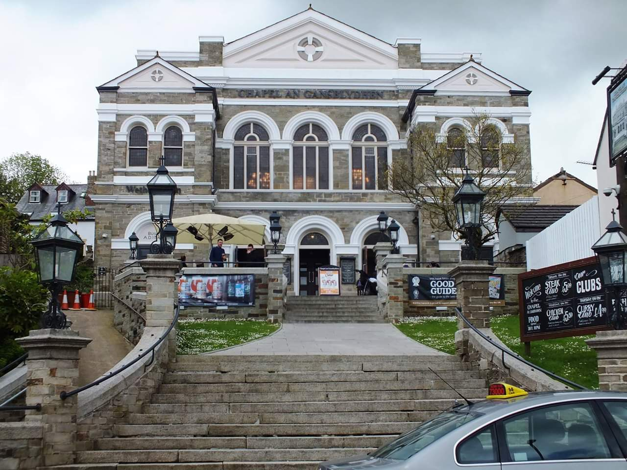 Help Save Bodmin Wetherspoons