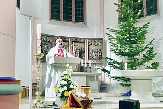 Do Grupy kontaktowej Episkopatów Polski i Niemiec