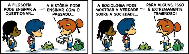 EM DEFESA DA FILOSOFIA E DA SOCIOLOGIA