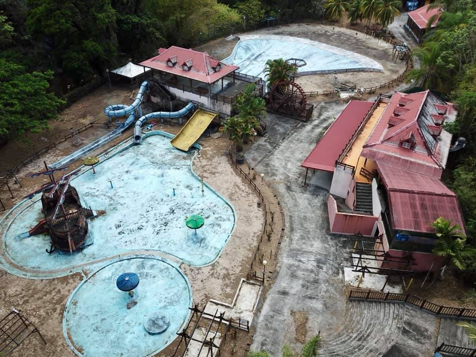 Aqwaland : La réouverture du Parc Aquatique martiniquais