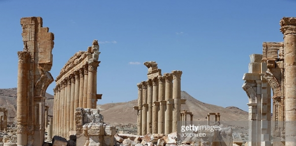 UNESCO: To act as a neutral organization and stop the Palmyra reconstruction plans