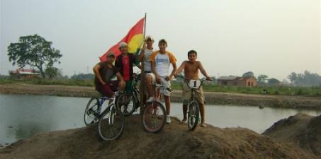 Gobierno de Bolivia, Alcaldia de Montero, Gobernacion de Santa Cruz,: Salvemos la Gaiba para un Centro Turistico